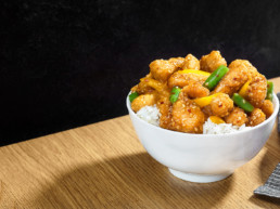 Panda Express - Honey Sesame Chicken Breast